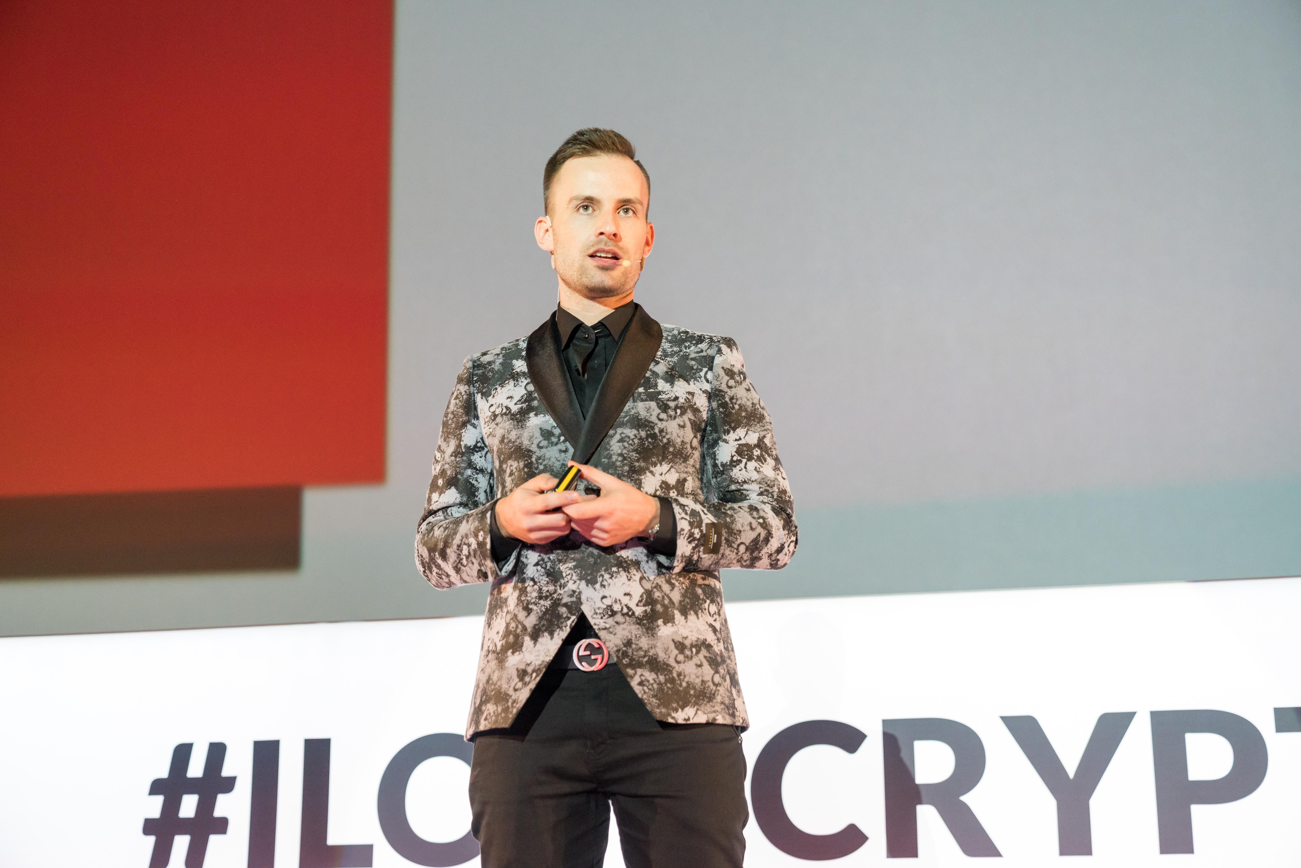 Jakub Chmielniak I love Crypto