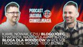 """Kamil """"Blogojciec"""" Nowak stworzył najpopularniejszego bloga dla rodziców w Polsce"""